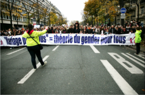 """""""Mariage pour tous"""" = théorie du gender pour tous"""