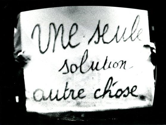 une seule solution